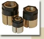 Anwendungsbereich: Maschinenbau Die Vorteile: Einfache Handhabung, axial und radiale Fixierung, wartungsarm, kraftschlüs