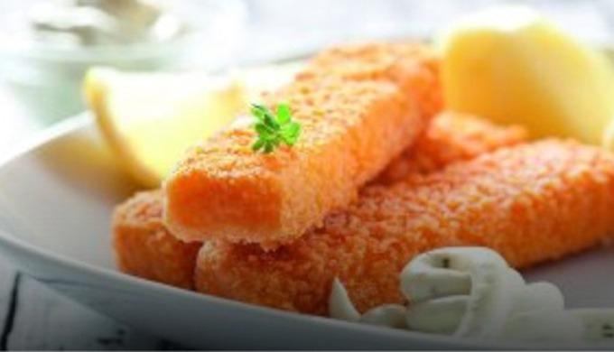 Produits élaborés à base de chaire de poisson