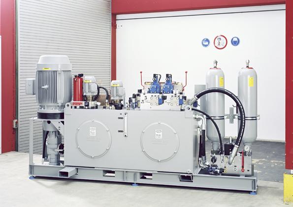Hydraulik Aggregate
