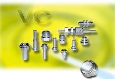 VC - šroubení z nerezavějících ocelí