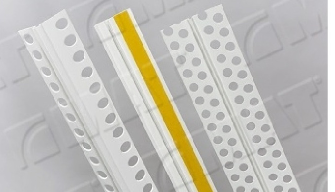 Plastic and metal profiles for the construction industry
