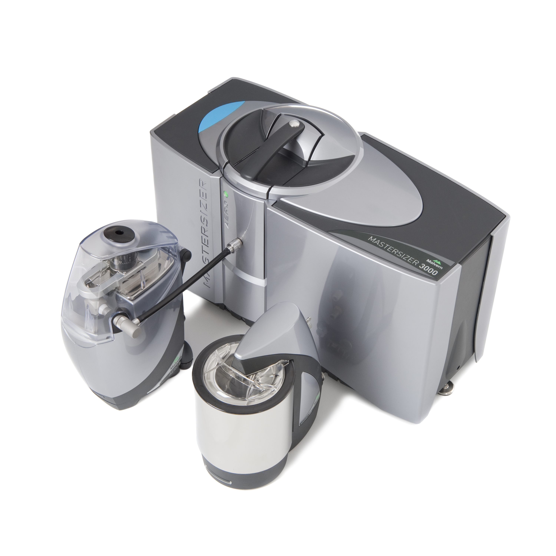 Mastersizer 3000 granulomètre laser  pour une granulométrie avec plus d'intelligence