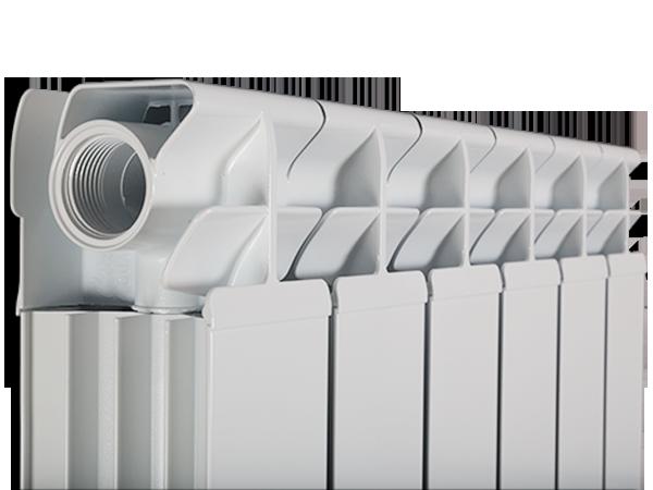 Radiator decorativ din aluminiu Fondital Garda Dual 1200/80