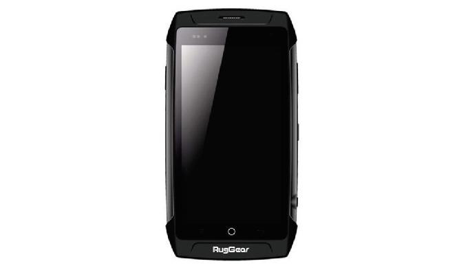 Disponemos de una gama de smartphone industrialde la marca RugGear con elevados índices de protección. Smartphones de ú