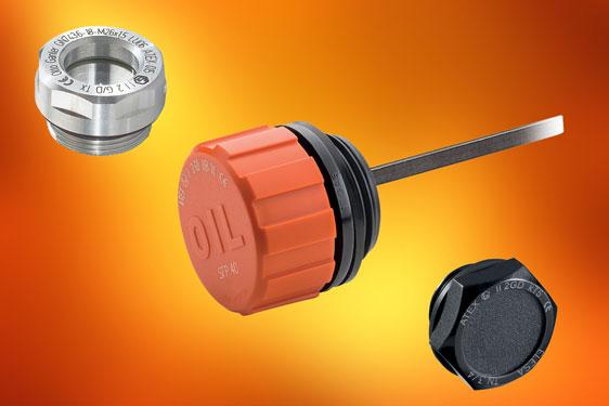New ATEX hydraulic accessories from Elesa