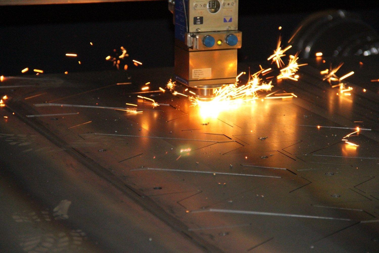 Corte por laser en medidas especiales en mesa 6000x3000 mm