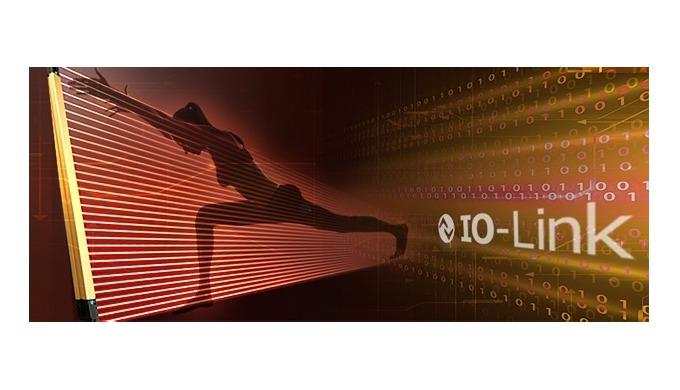 Panasonic: IO-Link pro bezpečnostní světelné závory