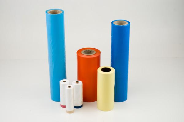 Fólie MIKROTEN® se používají pro balení širokého spektra výrobků (potraviny, technické předměty, tiskoviny aj.), dále ja