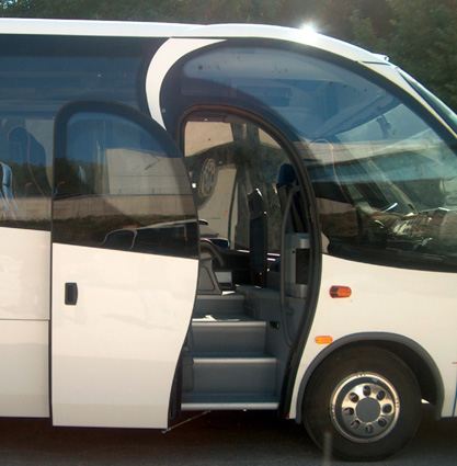 Puertas para minibuses
