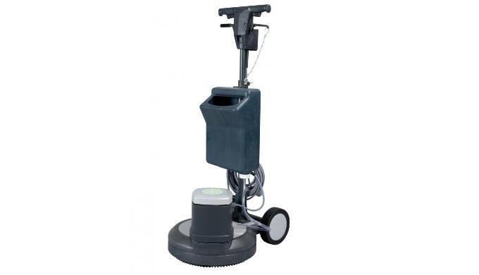 Gratter Récurer Polir Nettoyer à spray méthode Shampooiner Tension automatique de courroie Disjoncteur protecteur