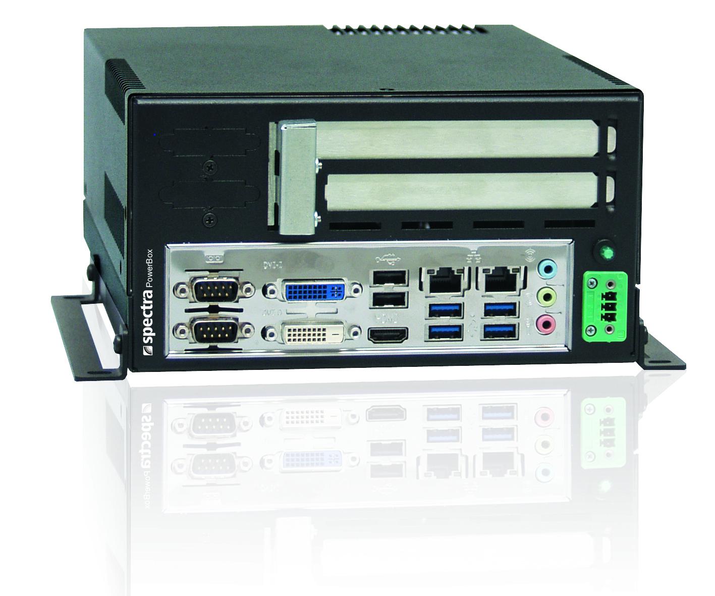 """Hochleistungs-Kompakt-PC mit modernster """"Haswell"""" Prozessortechnik"""