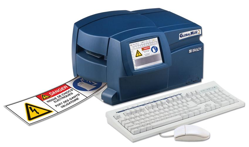 Imprimante multicolore GlobalMark