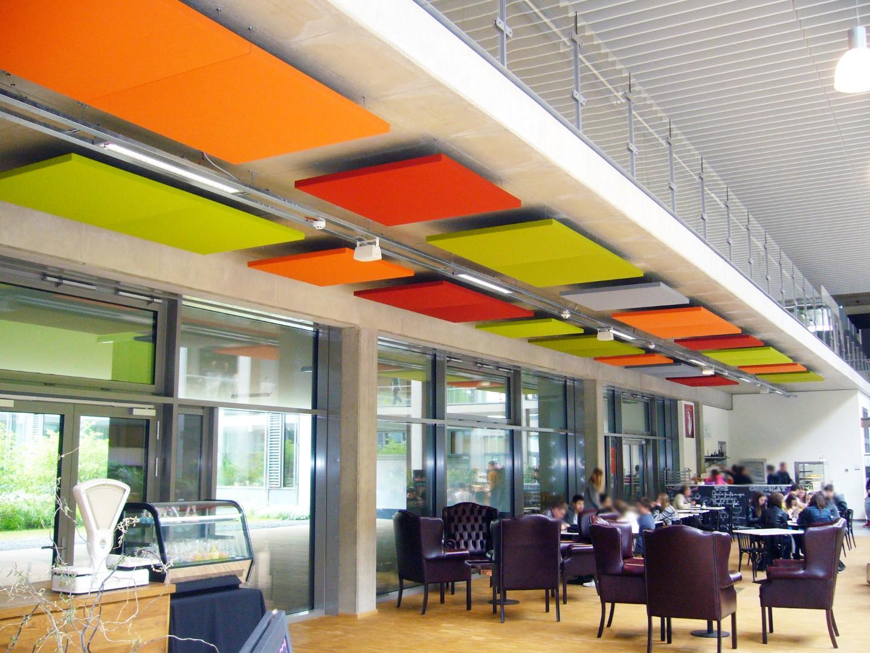stereo panneaux acoustiques muraux de plafond par dox acoustics nv. Black Bedroom Furniture Sets. Home Design Ideas