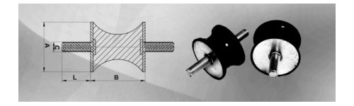 Výroba silentbloků