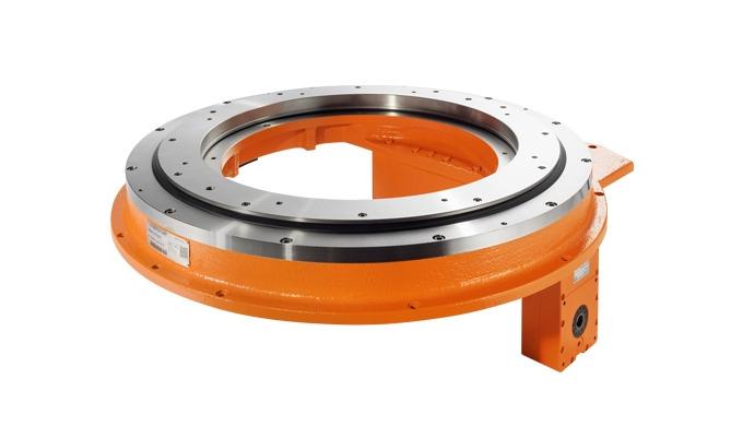 NC-Rundtische mit Torque-Motoren Elektromechanische Rundtische Miniatur-Drehmodule mit Gebriebe
