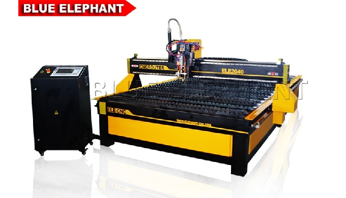 Advantages: 1. Compared with 1530 Plasma Metal Cutting Machine, this machine was designed with larger working size to pr