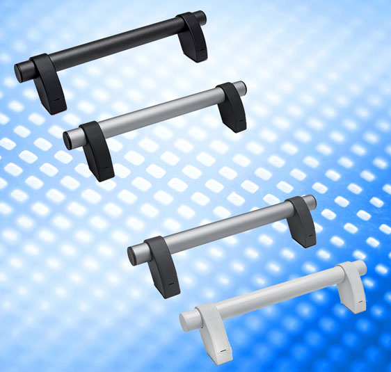 New Elesa Profile Compatible Handles for industrial aluminium frames