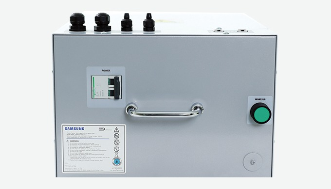 The medical battery pack is used for Samsung Mobile X-ray. It has excellent safety, excellent cycle life, high pressure