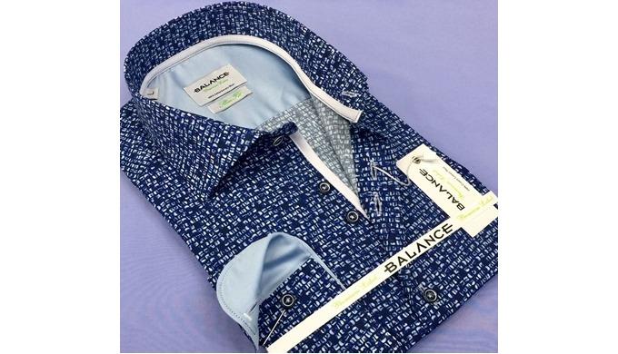 Impressions numériques, les chemises d'hommes