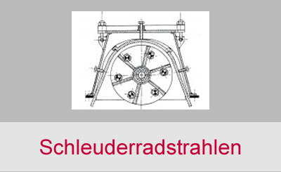 Schleuderradmaschine