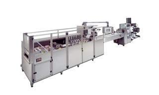 Vorteile:Qualität: hohe Siegelintegrität, nicht-konforme Beutel werden automatisch ausgeschleust Flexibilität: Möglichke