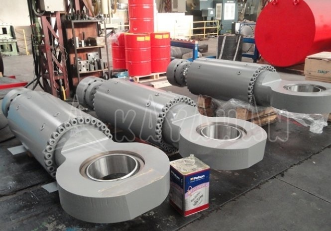 Hydraulic Cylinders for Cement/Mining/Heavy Duty Machines
