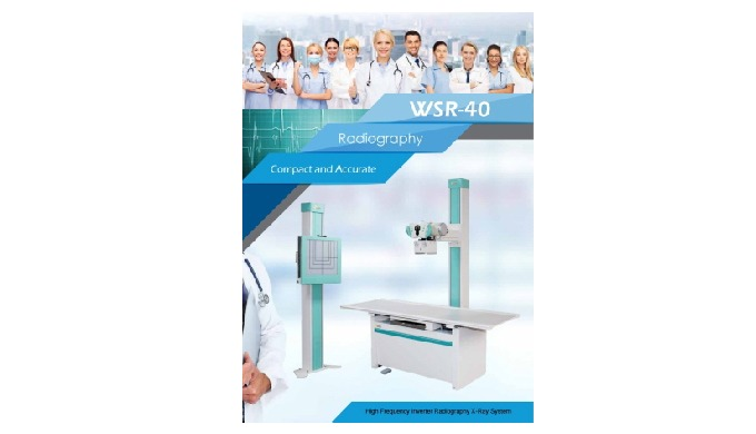 Radiographic system_WSR-40