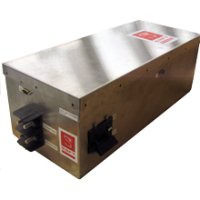 Saft's UPS power supply consists of high power cells packaged in a 2p8s configuration. It is suited for applications wit