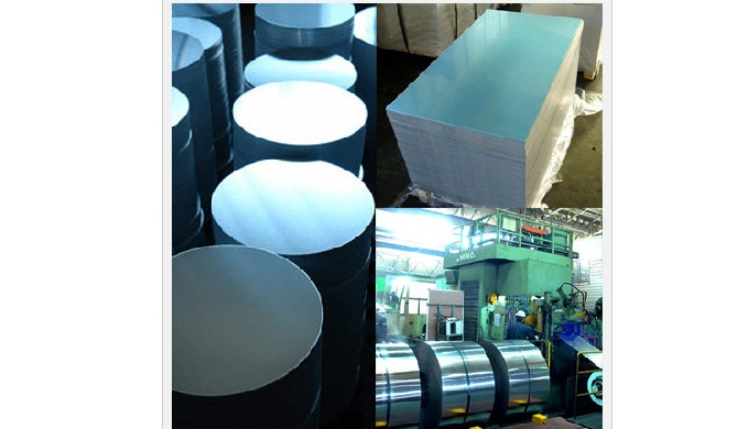 Aluminum Sheet/Coil/Circle is best raw material for manufacturing every kinds of Cookware, Parts of Electronic goods & a