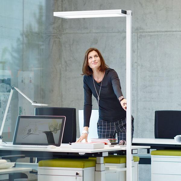 Weltweit erste nach Cradle to Cradle® zertifizierte Büroleuchte