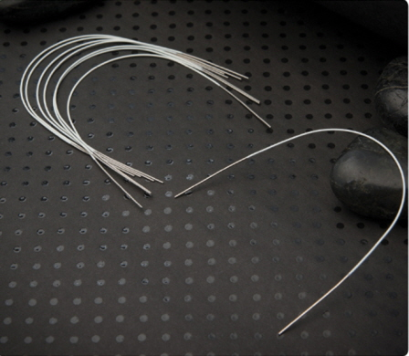 Heat activated wire <NiTi heat activated archwire>