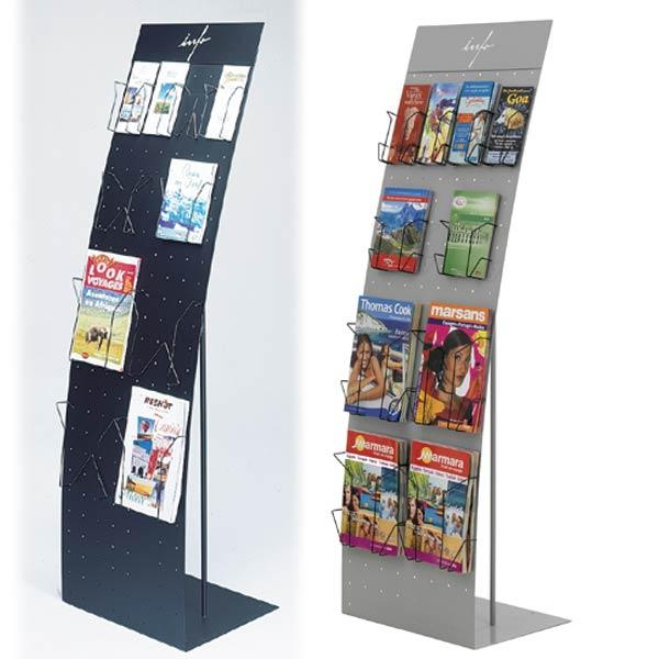 Lignes galbées, esthétiques et fonctionnelles Utilisation en accueil, agence, boutique ou bureau pour la mise à disposit