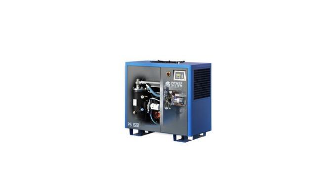 Šroubové kompresory olejové