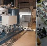 Vi har mycket lång erfarenhet av att tillverka och montera både komponenter, moduler och kompletta maskiner.En stor appl