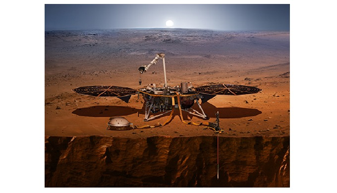 Swiss motor ventures deep under the surface of Mars