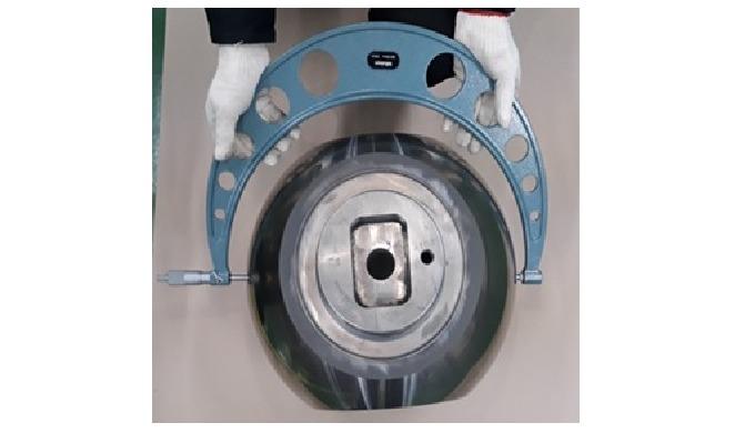 Superb Precise Machining Technology (Ball & Seat)  : 0.005mm (Roundness Tolerance)