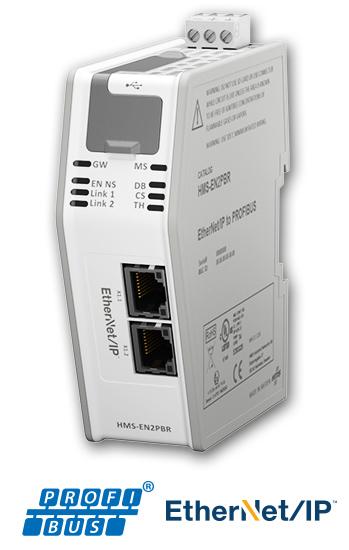 Pasarelas Stand-alone, compatibles con EtherNet/IP™ e integrables en Estudio 5000®