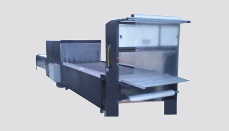 K3 Mobil için Yarı Otomatik Shrink Ambalaj Makinası