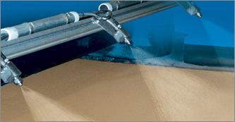 Automatisiertes Trennmittelsprühsystem PanelSpray®