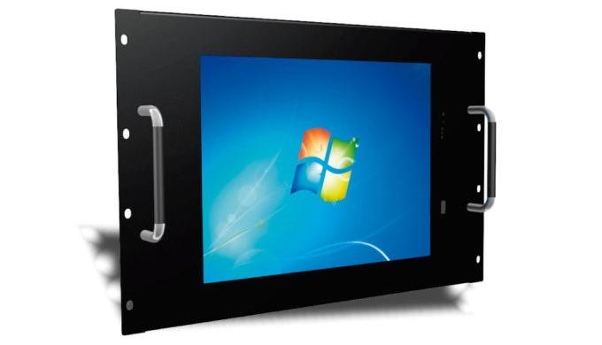 La gama de PC Panel Rackindustrial de la marca BScompuesta por tres tamaños: 15, 17 y 19 pulgadas. Están fabricados en