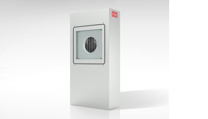 Retrofit Free Cooling units for indorr or outdoor installation. In order to considerably cut the running costs of base s