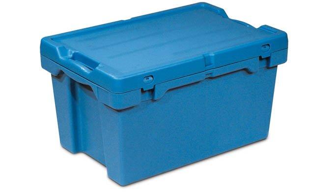 POOLBOX  Versandbehälter