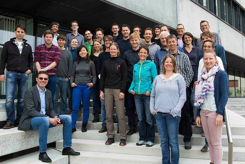 10-jähriges Jubiläum des Journée de Formation der Ingenieurgeologie in der neuen GEOTEST-Filiale Basel!