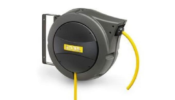 • Fonction : pour passage hydraulique • Équipé avec support pivotant • Matière du boîtier : pp • Longueur du tuyau : 18