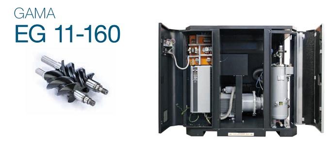 Una exclusiva y moderna tecnología con trasmisión coaxial y directa, garantizan un elevado caudal de aire y una máxima d