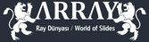 Array Mobilya Rayları Sanayi ve Ticaret A.Ş., Array Furniture Slides (Array Furniture Ball Bearing Telescopic Drawer Table Slides)