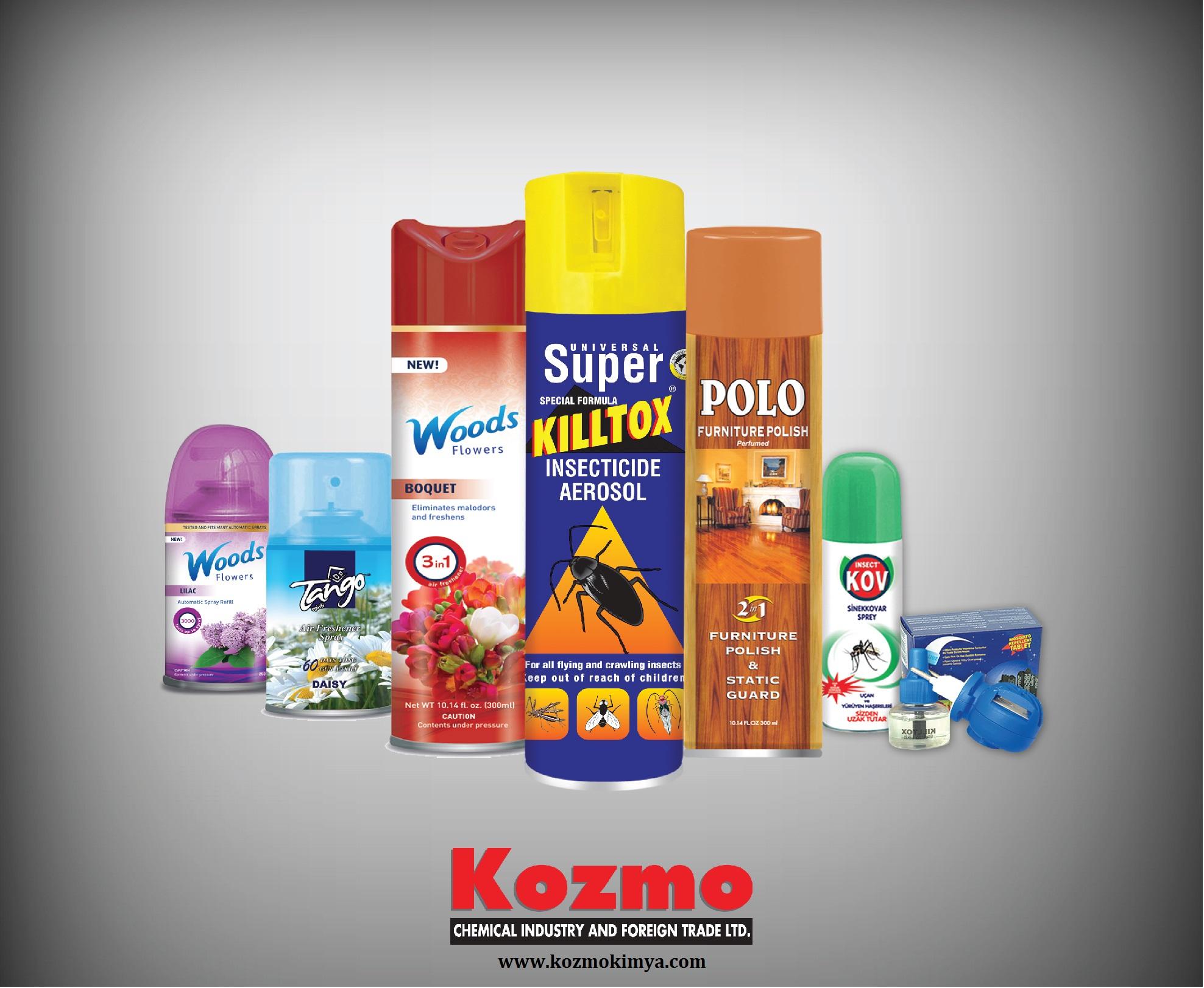 Kozmo Kimya Endüstri ve Dış Ticaret Ltd.Şti., KOZMO KİMYA (San. ve Dış Tic. LTD.Şti)