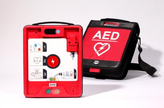 Heart + ResQ (AED-automatisoitu ulkoinen defibrillaattori)