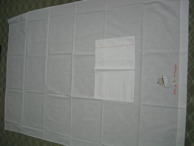 hooded towel&bed sheet