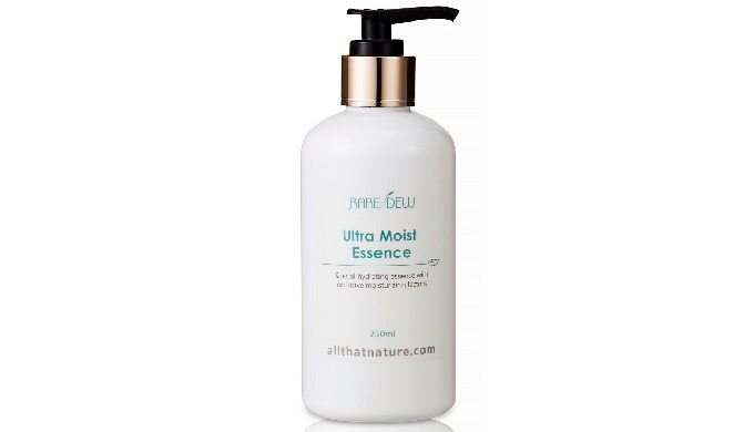 Highly concentrated gel type moisturising essence absorbs to the skin very fast and powerfully, hydrates and transforms